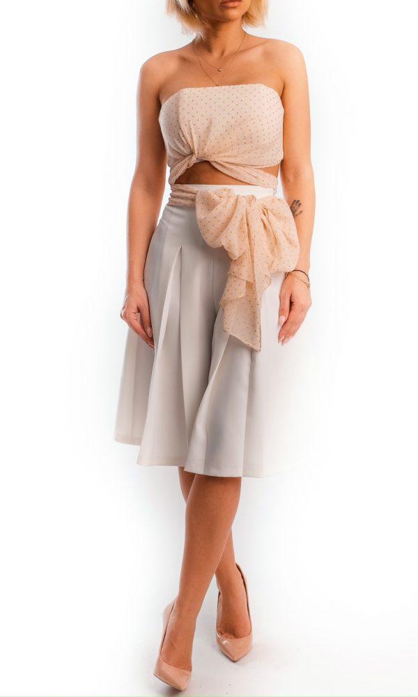 Corset Selina - corset cu funda din voal | Essalian.com